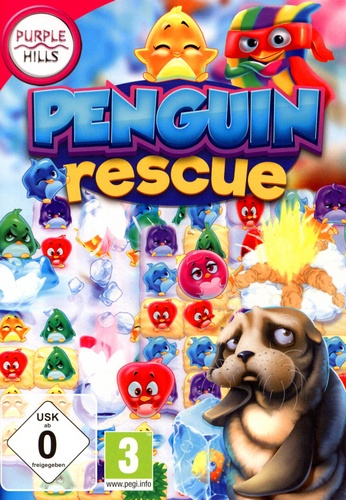 Purple Hills: Penguin Rescue