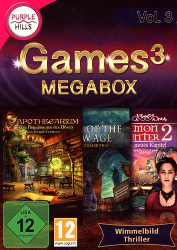 Purple Hills: Games 3 - Mega Box Vol. 3