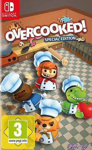 Overcooked! Special Edition [NSW]