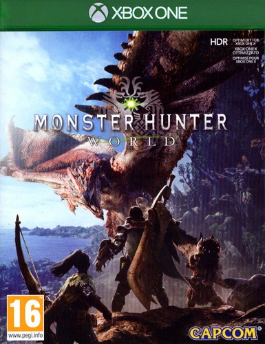 Monster Hunter: World [XONE]