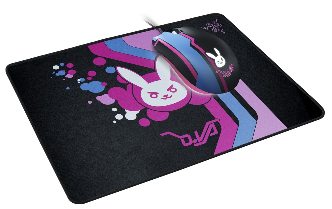 Razer D Va Goliathus Medium Speed Gaming Mousepad
