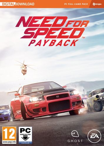 Need for Speed - Payback [Code in a Box]