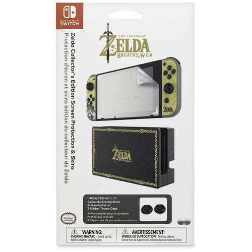 Nintendo Switch Play & Protect Skin - Zelda [NSW]