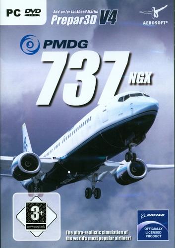 PMDG 737 V4 [DVD]