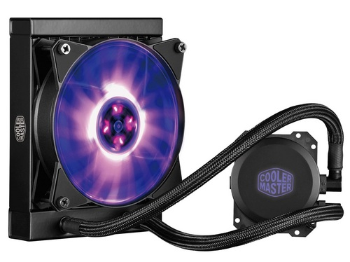 MasterLiquid ML120L RGB Liquid Cooling