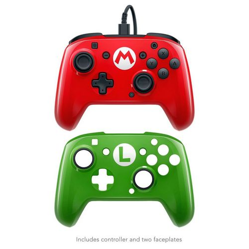 Nintendo Switch Wired Pro Controller - Super Mario [NSW]