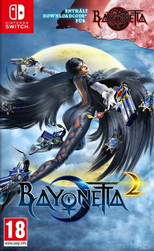 Bayonetta 2 [inkl. Bayonetta 1 Downloadcode] [NSW]