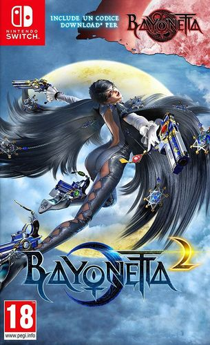 Bayonetta 2 [incl. Bayonetta 1 Codice Download] [NSW]