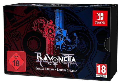Bayonetta 2 - Special Edition [NSW]