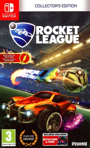 Rocket League Collector's Edition [NSW]