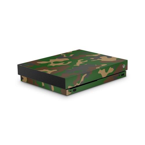 Skin XONE X - Camouflage Green - 3M [XONE]