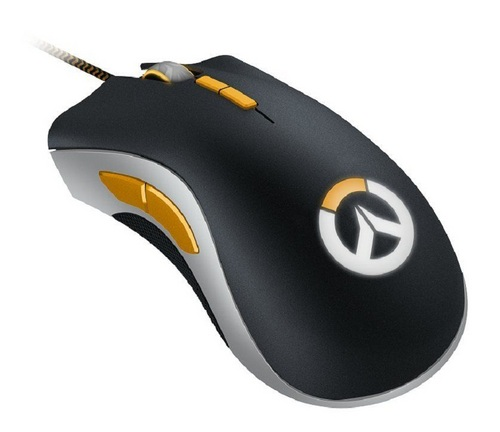 Razer Deathadder Elite - Overwatch Edition Gaming Mouse