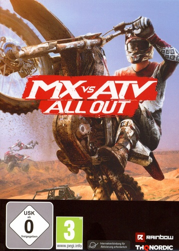 MX vs. ATV All Out [DVD]
