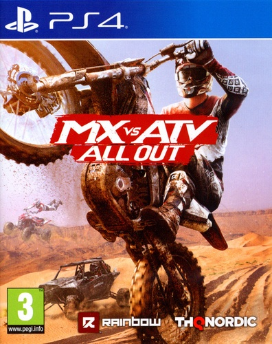 MX vs. ATV All Out [PS4]