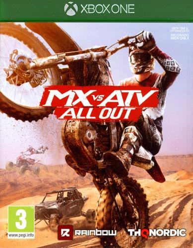 MX vs. ATV All Out [XONE]