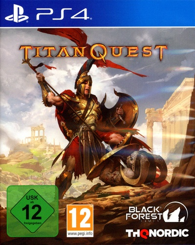 Titan Quest [PS4]