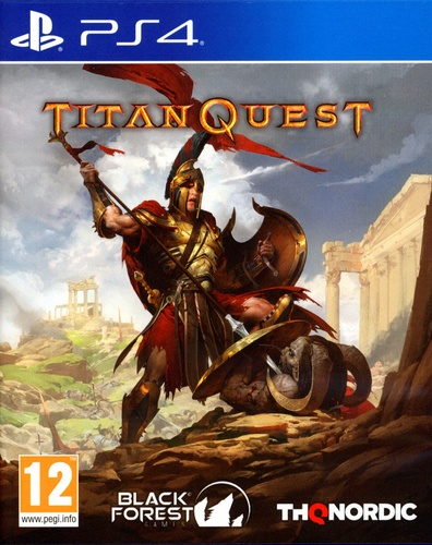 Titan Quest [PS4] (F/E)