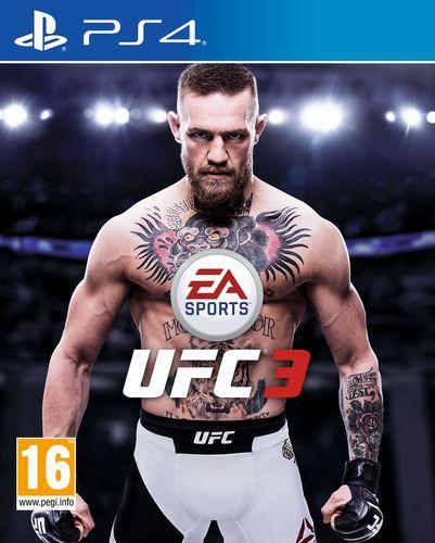 EA Sports UFC 3 [PS4]