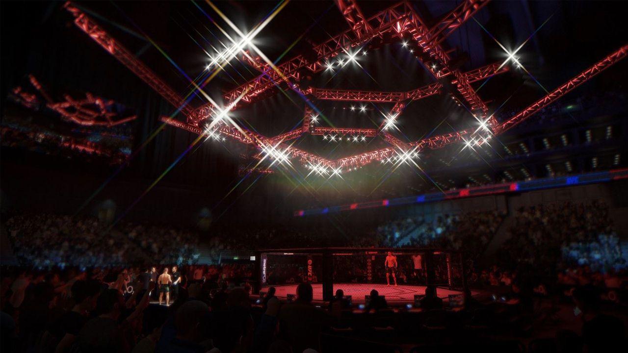 EA Sports UFC 3 [XONE] (D/F/E)