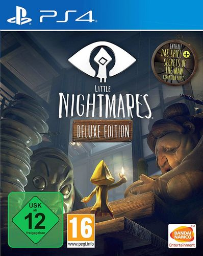 Little Nightmares - Deluxe Edition [PS4]