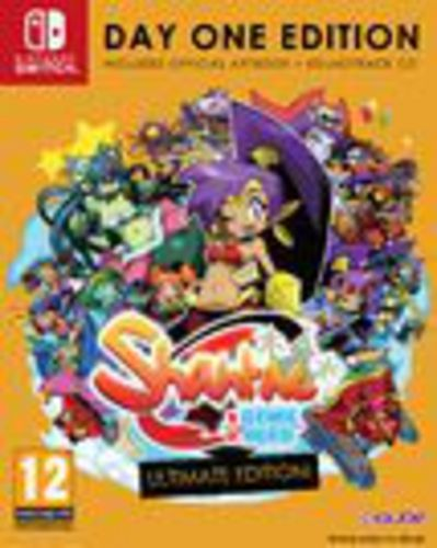 Shantae - Half Genie Hero Ultimate Day One Edition [NSW]