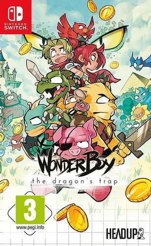 Wonder Boy: The Dragon's Trap [NSW]
