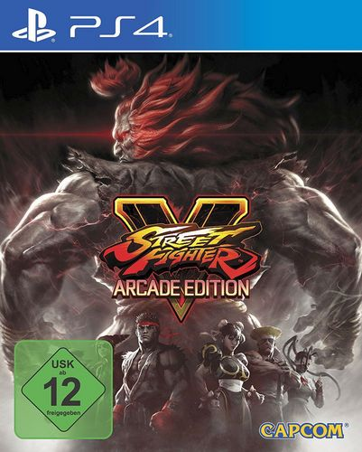 Street Fighter V: Arcade Edition [PS4]
