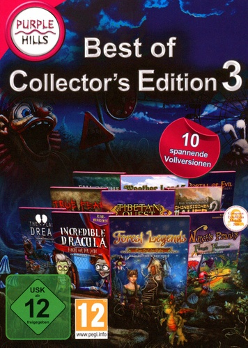 Purple Hills: Best of Collector's Edition 3 [DVD]