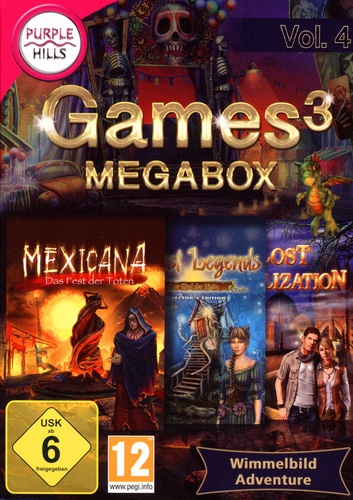 Purple Hills: Games 3 Mega Box Vol. 4