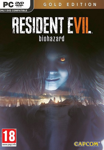 Resident Evil 7 Gold Edition [DVD]