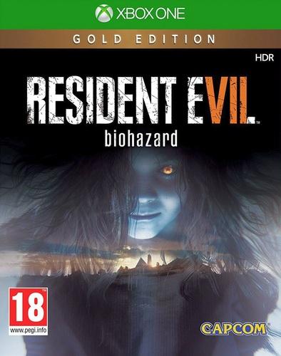 Resident Evil 7 Gold Edition [XONE]
