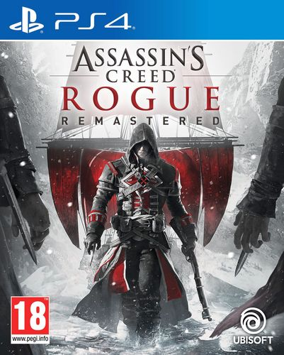 Assassin's Creed Rogue - Remastered [PS4]