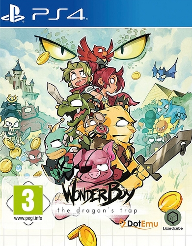 Wonder Boy: The Dragon's Trap [PS4]