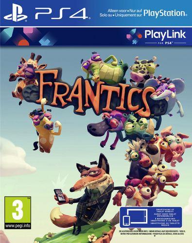 Frantics [PS4]