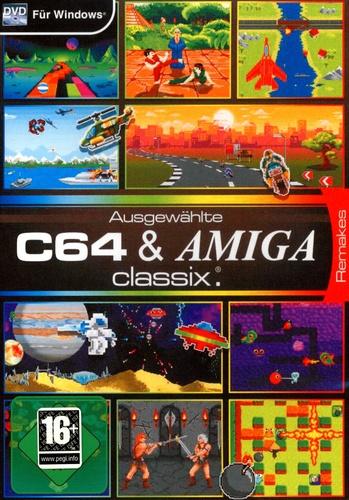 Pyramide: C64 & Amiga Classix