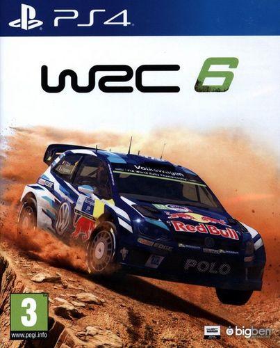 WRC 6 [PS4]
