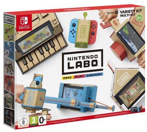 Nintendo Labo: Toy-Con 01 Multi-Kit [NSW]