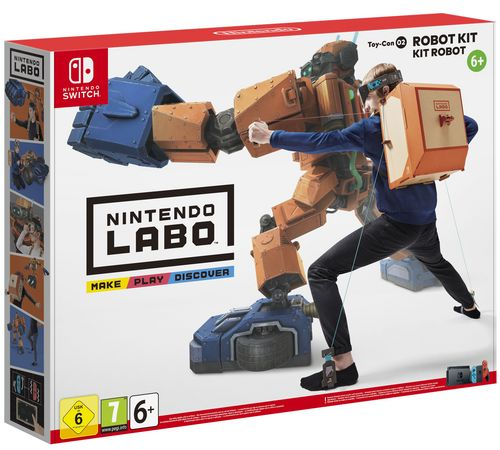 Nintendo Labo: Toy-Con 02 Robo-Kit [NSW]