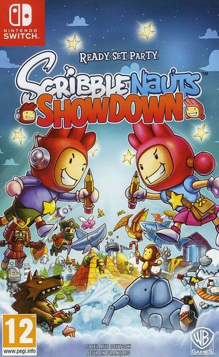 Scribblenauts Showdown [NSW]