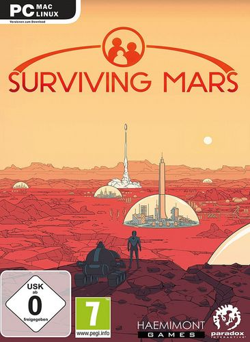 Surviving Mars [DVD]