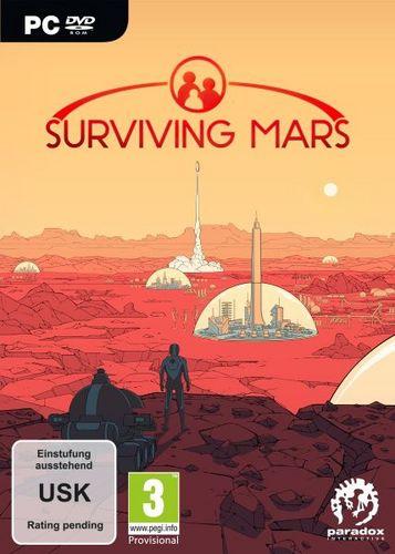 Surviving Mars [DVD]