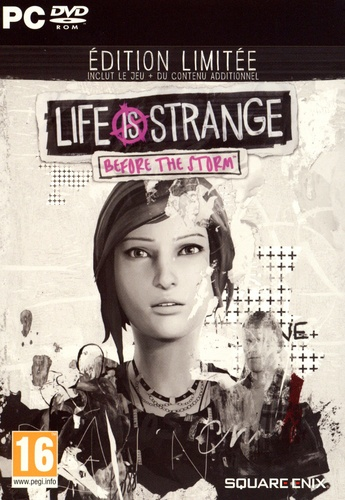 Life is Strange Before the Storm Limited Edition [DVD]