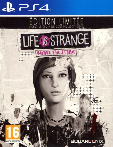 Life is Strange Before the Storm Limited Edition [PS4]