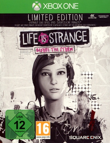 Life is Strange Before the Storm Limited Edition [XONE]
