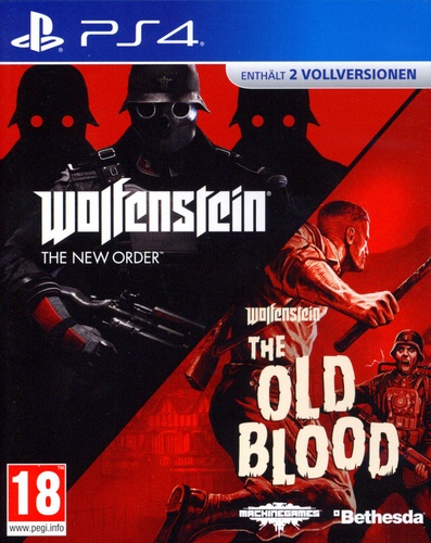 Wolfenstein: The New Order & The Old Blood [PS4]