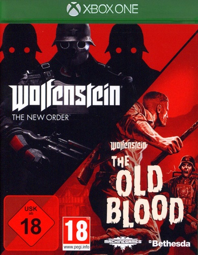 Wolfenstein: The New Order & The Old Blood [XONE]
