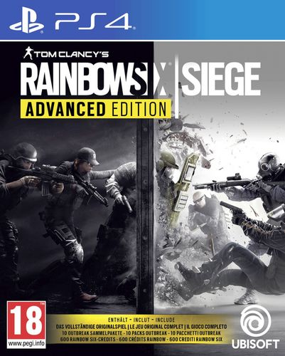 Rainbow Six Siege - Advanced Edition [PS4]