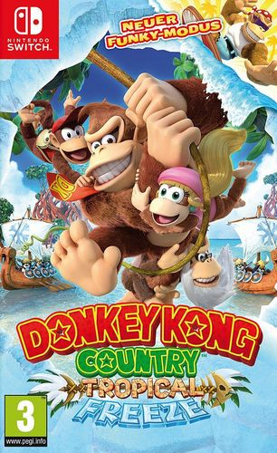 Donkey Kong Country: Tropical Freeze [NSW]