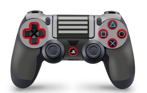 Skin Controller PS4 - Retro - 3M [PS4]