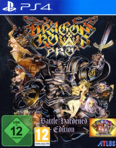 Dragon's Crown Pro - Battle Hardened Edition [PS4]